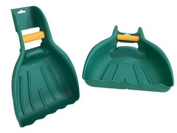 Leaf and Rubbish Collector Hand Scoops
